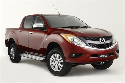 mazda truck models new mazda bt 50 pickup truck first photos of ford ranger