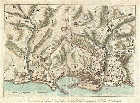 mappa porto di genova tesori d archivio oltre 2000 antiche mappe da scaricare