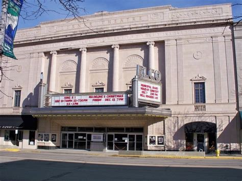 Elco Home Theatre Elco Theatre Elkhart Indiana I Remember It As A Special Place To See A As A Child