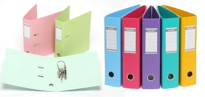 Lever Arch File Pvc A4 7 Cm Lilac ring binder lever arch 70mm a4 assorted vibrant and pastel