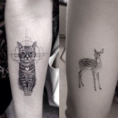 woo tattoo instagram minimalismo e tra 231 os finos na pele por dr woo follow