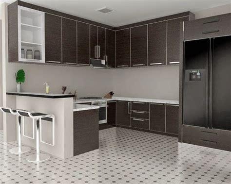 gambar desain dapur kotor gambar model keramik dapur minimalis modern terbaru