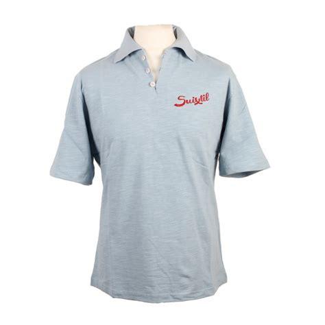 light blue polo shirt suixtil rio polo shirt light blue