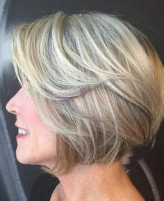 trendy bobs for women over 50 with thin fine hair short hairstyles for women over 50 with fine hair fine
