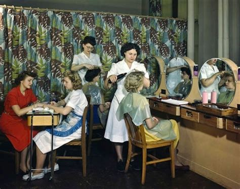 ladaires de salon inside vintage salons from the 1950s and 1960s vintage everyday