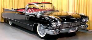Cadillac 1960 Models Cadillac History 1960