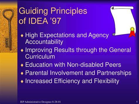 six principles of idea principles of idea six principles of idea six