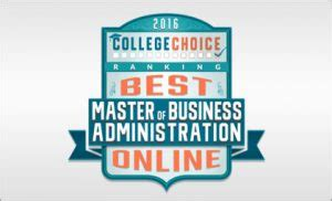Ole Miss Mba Progrma by Mba Earns Place Ranking From College Choice