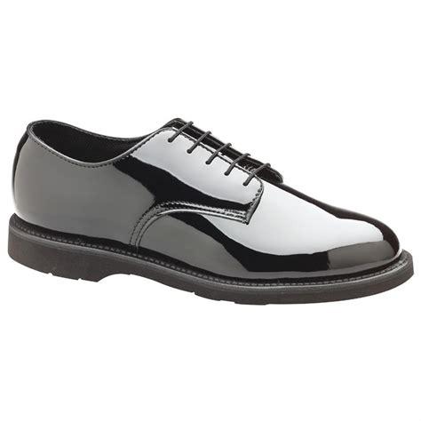 black oxford dress shoes s thorogood 174 poromeric oxfords black 108270 dress