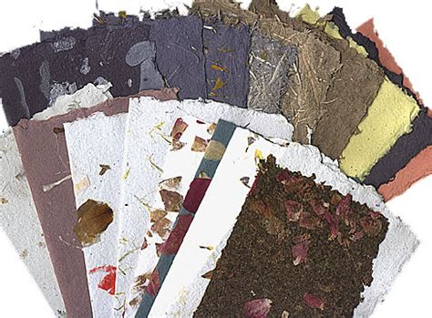 Types Of Handmade Paper - plain paper and fabric company handmade paper