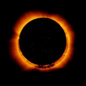 ring of fire: unique solar eclipse on may 20, 2012