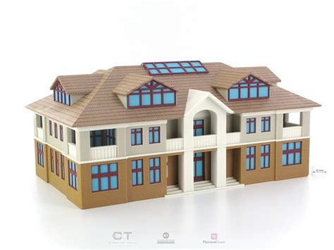 create a 3d house 3d printing architecture building structures houses