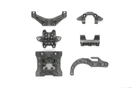 54288 Tamiya Ff 03 Carbon Reinforced A Parts Gear 1 rcstation