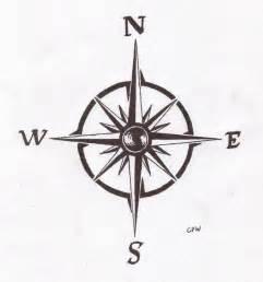 25 best ideas about compass rose tattoo on pinterest