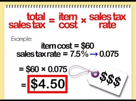 how to calculate sales tax sales tax calculator east