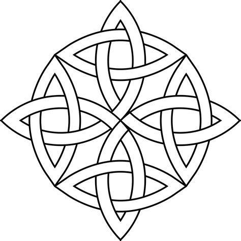 celtic pattern png celtic knotwork circle clipart best