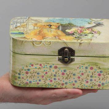 decoupage gift ideas shop decoupage box ideas on wanelo