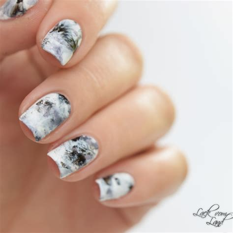 Marmor Lackieren by Nailart Marmor Nails Lack Vom Land