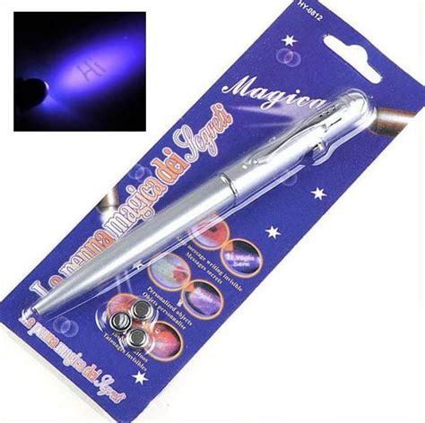 uv tattoo pen 007 lot 5 invisible ink spy pens marker magic pencil uv