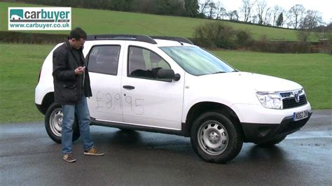 renault duster 2013 dacia duster suv 2013 review carbuyer youtube