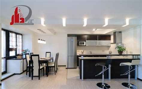 kitchen cabinets modern two tone white light wood island seating cork floor location design net