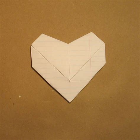 Fold A Paper Note - easy origami
