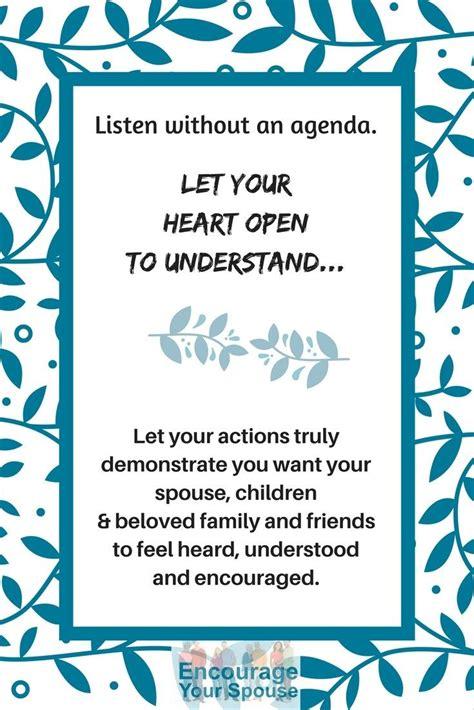 7 Ways To Make Your Partner Listen by 57 Best 51 Ways To Make Your Spouse Smile Images On