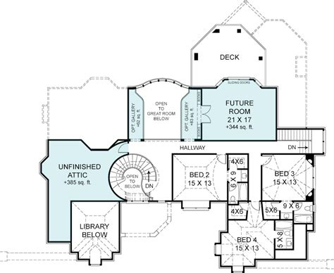 builderhouseplans com house plans european four bedroom house plan professional builder