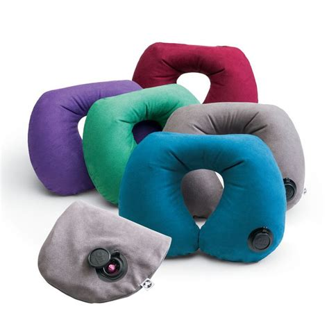 Magellan Travel Pillow by Would This In Teal Luxe Pillow Your