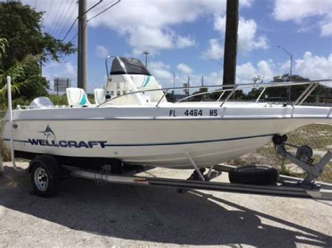 wellcraft boats for sale florida wellcraft 19 boats for sale in melbourne florida