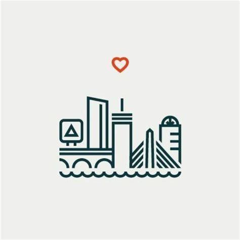 minimalist tattoo boston boston skyline tattoo ideas pinterest shelves