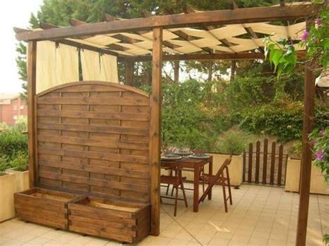 pergolati per giardino pensiline plexiglass pergole tettoie giardino