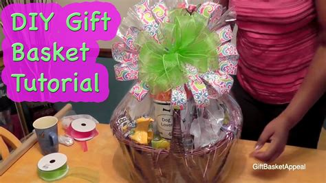 how to make a gift basket diy crafts everything 4