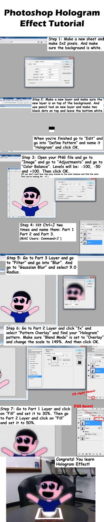 tutorial photoshop hologram photoshop hologram effect tutorial by chaviso2 on deviantart