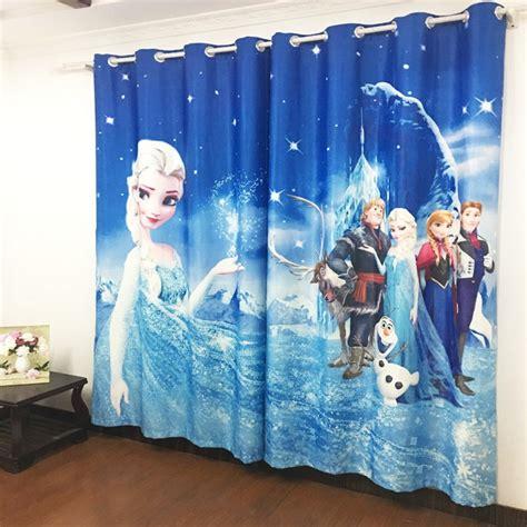 elsa curtains frozen elsa curtain