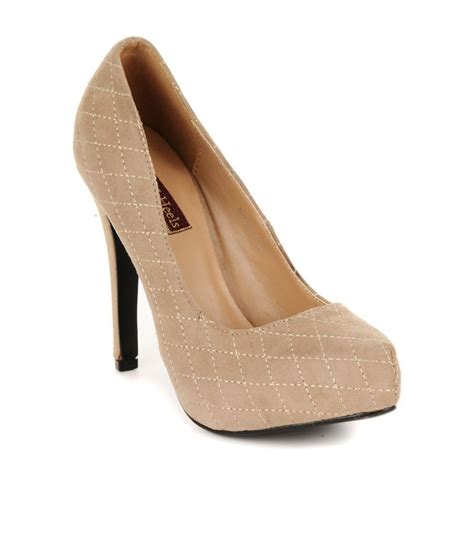 high heel pumps flat n heels beige high heel pumps