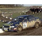 Subaru Impreza 555  WRC 1995 Awesome Cars Pinterest