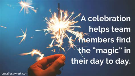 see the a 30 day celebration of your magnificent books why emerging leaders should celebrate every team success