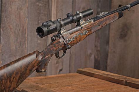 Handmade Rifles - photo gallery engraved and custom guns of gun digest 2016