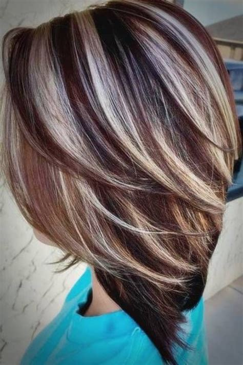hairstyles with color 45 fall hair colors shopping guide we are number one