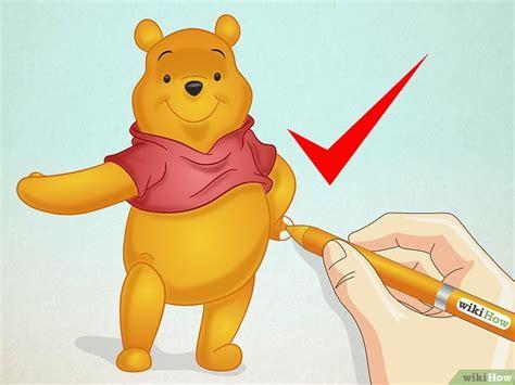 imagenes de winnie pooh enamorado c 243 mo dibujar a winnie pooh 15 pasos con fotos