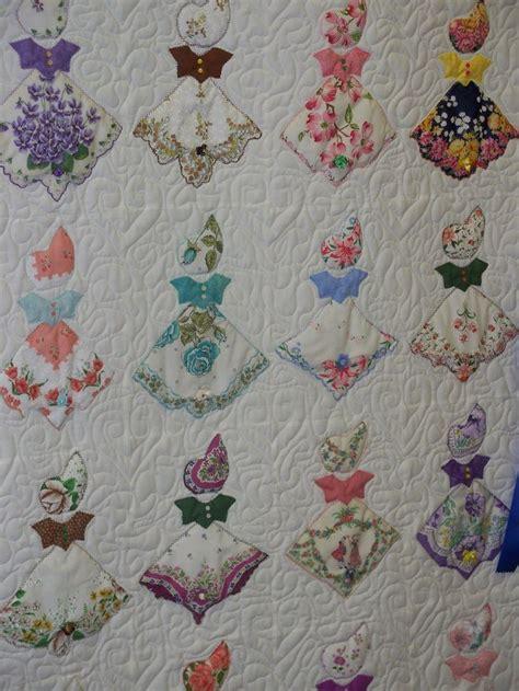 quilt pattern using handkerchiefs top 31 ideas about sunbonnet sue on pinterest cute