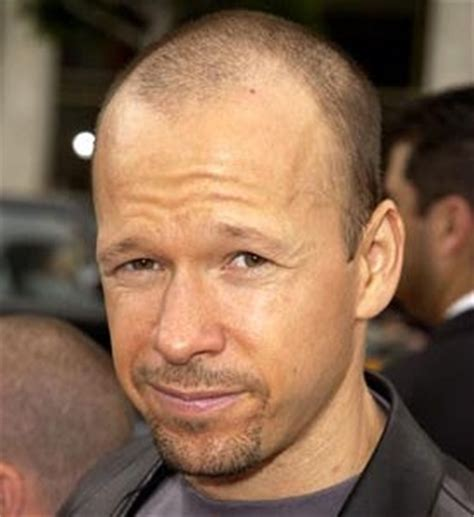 Is Donnie Wahlberg Bald | baldcelebs com may 2009