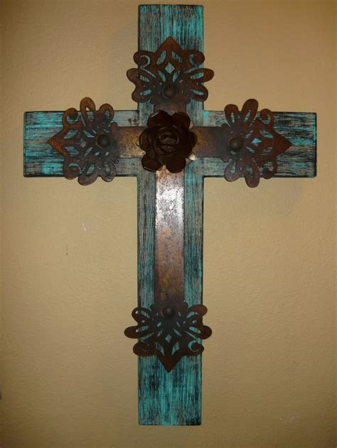 wholesale crosses home decor wood iron wall cross 77 best rustic furniture and wall decor images on