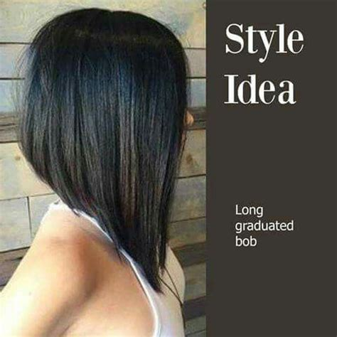 how to cut a long graduated bob with layers the 25 best long graduated bob ideas on pinterest