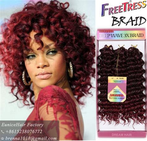 Types Of Freetress Braid Hair | freetress types of crochet hair hairstylegalleries com