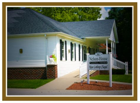 nelson house funeral homes owosso chesaning and new