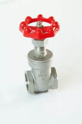 Gate Valve Ryuichi 1 2 200 W O G wafer type valve