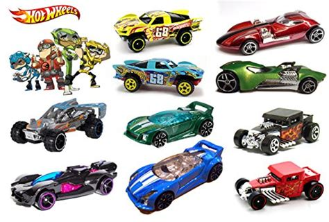 Hotwheels Mill Thailand Track complete team wheels 10 car set with variants