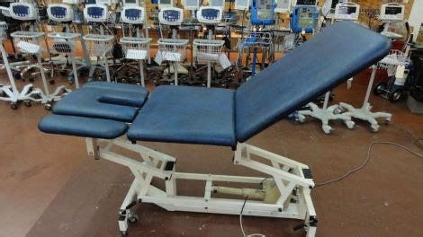 physical therapy table used used akron physical therapy table for sale dotmed